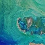 Caspian Sea - Photo Courtesy of NASA